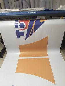พิมพ์สติ๊กเกอร์