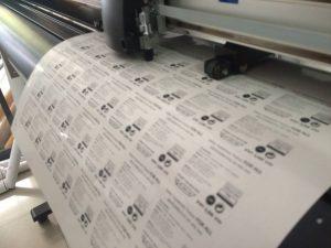 พิมพ์สติ๊กเกอร์ฉลาก
